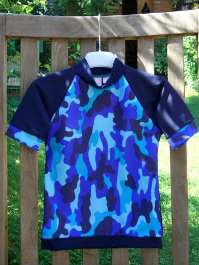 Camouflage Sport - UV50+ Shirt