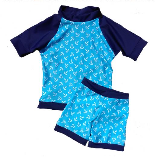 Sailor - eco UPF50+ Sonnenschutzhemd & Hose Set