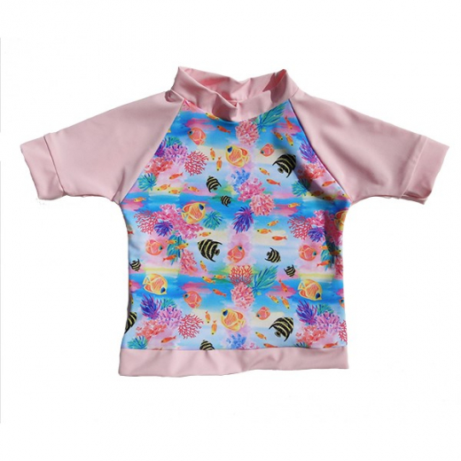 Little Mermaid - ECO UPF50+ Sonnenschutzhemd