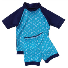 Sailor - eco UPF50+ Rash shirt and short set